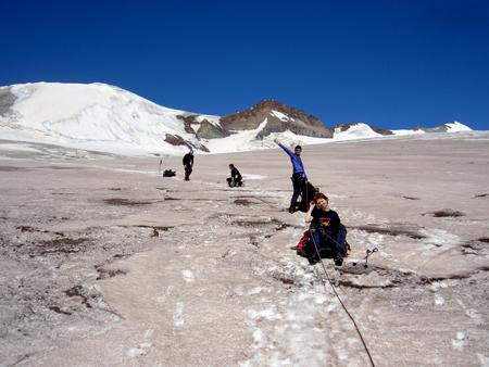 Путь на плато
